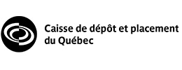 Logo - Caisse de dépôt et placement du Québec