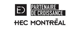 Logo - École des dirigeants HEC Montréal