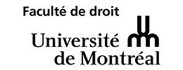 Logo - Faculté de droit Université de Montréal
