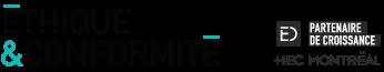 Éthique et conformité Logo